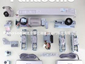 松下120自动门机组_价格_双扇新锐帝120公斤感应门电机